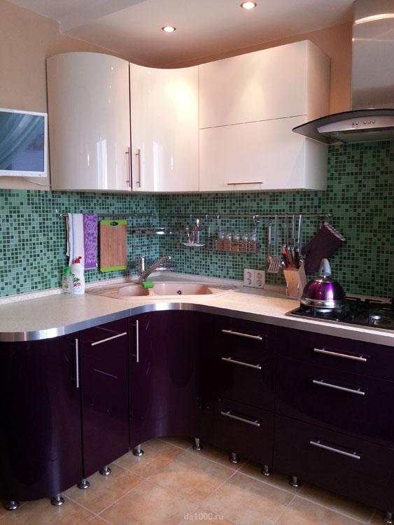Кухня. Реализация дизайн-проекта
