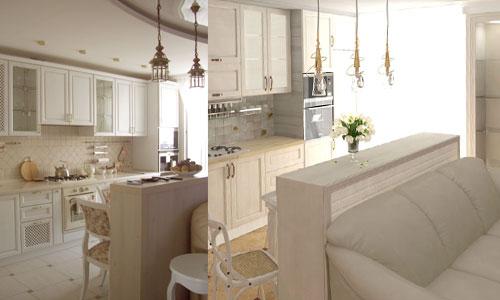 Дизайн интерьера квартиры от проекта до реализации