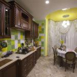 Кухня. Реализованный дизайн-проект
