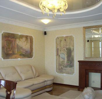 Дизайн интерьера квартиры в Орле. Реализация