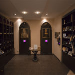 Интерьер магазина парфюмерии Ренн Ле Шато. Полностью реализованный дизайн-проект от студии Дизайн-сервис