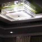 Потолок. Полностью реализованный дизайн проект