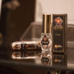 Кристаллические духи - основной товар магазина Ренн Ле Шато. Этикетка разработана Дизайн-сервис