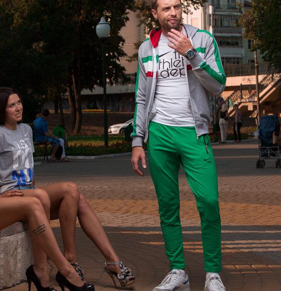 Одна из моделей одежды. Фото из каталога.
