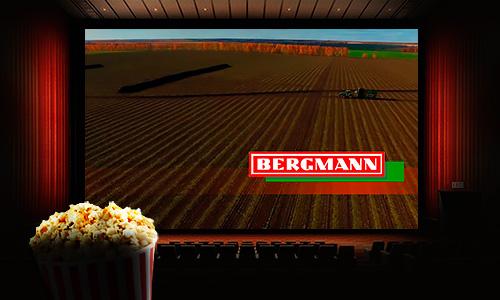 Видеоролик для немецкой компании Bergmann