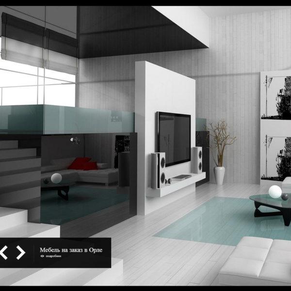 """Веб-дизайн. Сайт-каталог под ключ для мебельной компании """"Юта-мебель"""""""