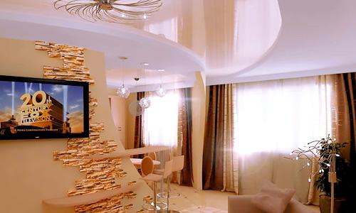 Дизайн интерьера квартиры в Орле на 60-лет Октября