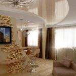 Дизайн интерьера квартиры в Орле