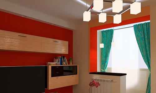 Дизайн интерьера квартиры для молодой девушки