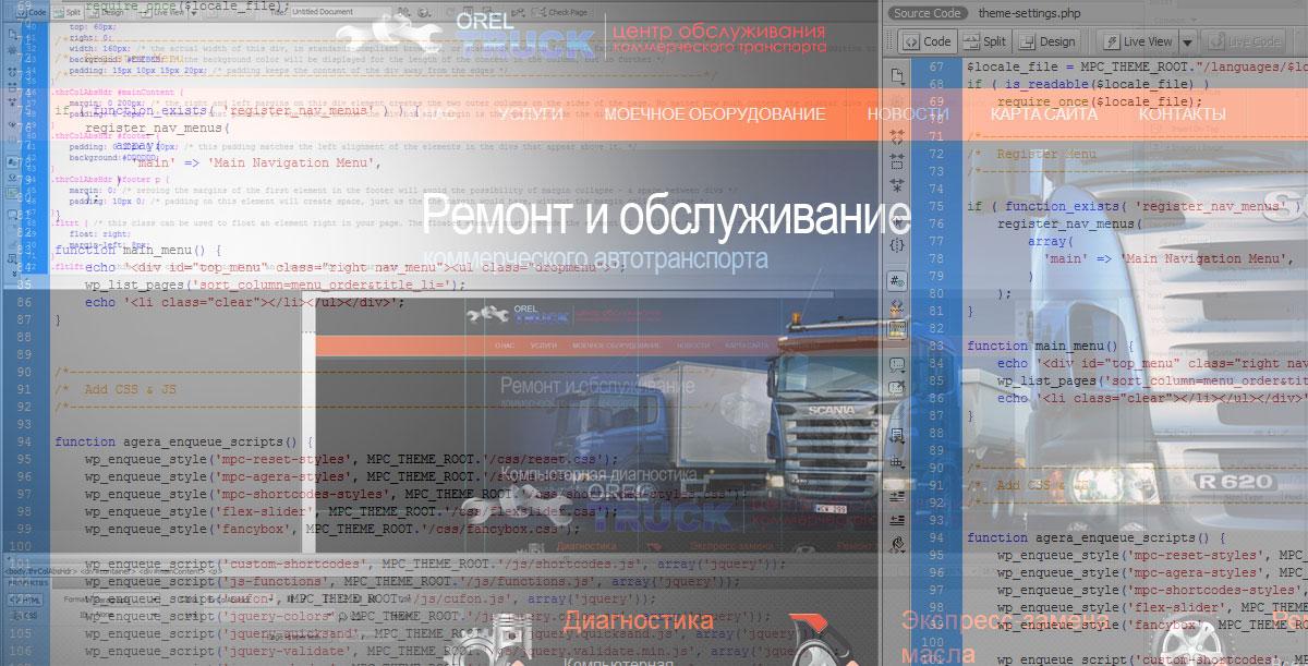 Веб-программирование. Привязка к CMS, разработка программных модулей