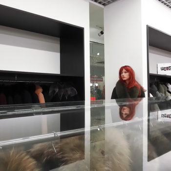 Интерьер бутика Пафос. Что получилось в реальности