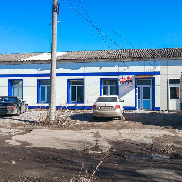 Офис и производство Дизайн-сервис. Орел, Бетонный переулок, 2а