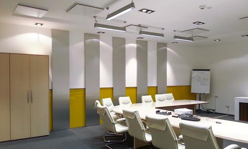 Дизайн интерьеров и рекламное оформление. Sanofi