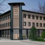 Архитектурный дизайн, проект центра здоровья