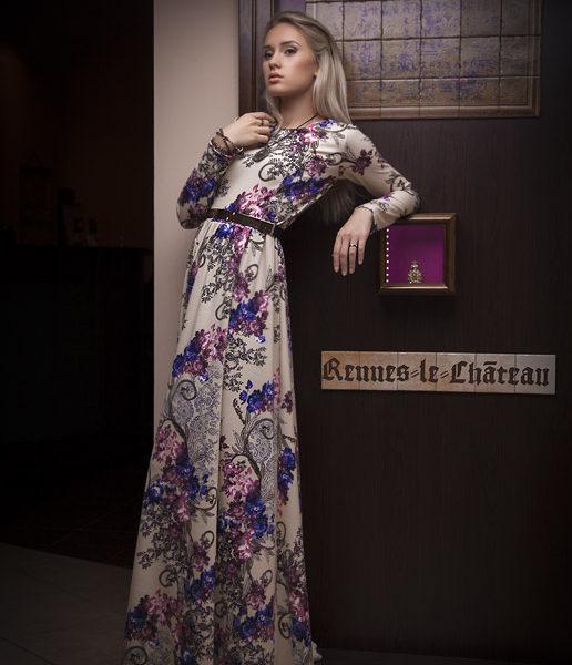 Фотосессия от студии Дизайн-сервис для арома бутика Rennes Le Cheateau