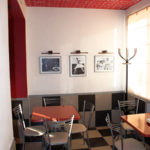 Полностью реализованный проект кафе. Кафе Синема, Мценск, ул. Кузьмина, 5