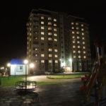 Фотосъемка территории жилого комплекса