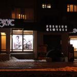 Дизайн, реклама, вывески, витрины для торгового центра Крокус в Орле