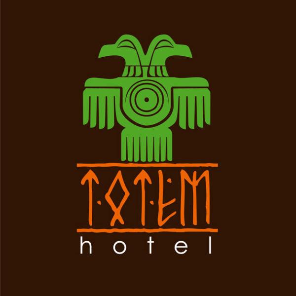 Логотип Тотем