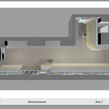 Визуализация интерьера. 3Д моделирование