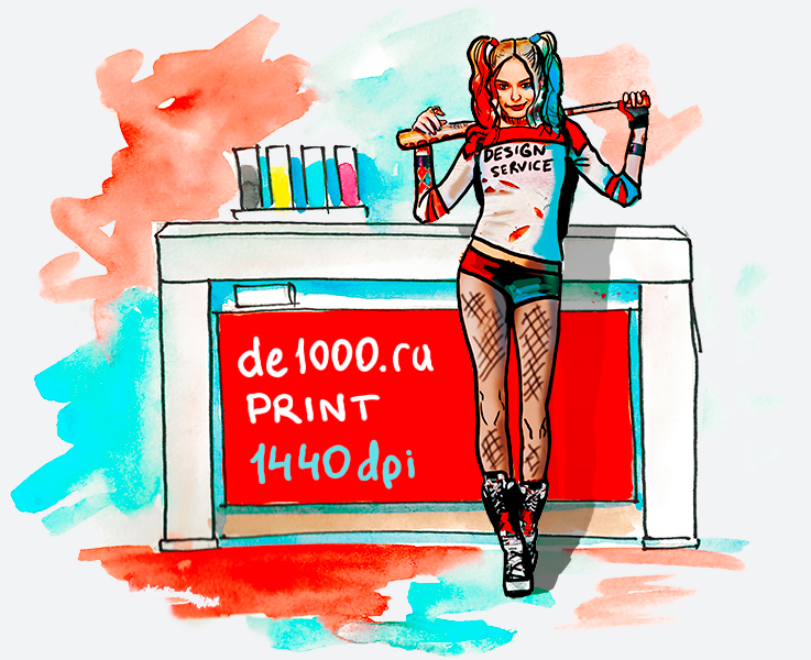 Интерьерная печать в Орле